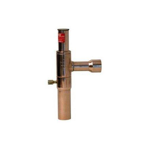 5/8 inch ODF KVR15 Pressure Regulator with Access Port