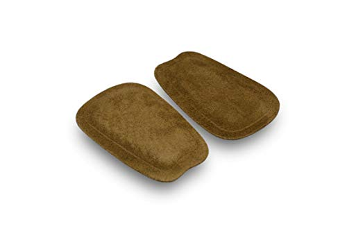 pedag Supra Tongue Shoe Pad | Soft Leather and Memory Foam Shoe Padding - German Handmade, Large/X-Large