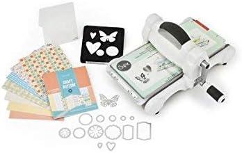 Sizzix- Máquina Big Shot Kit de inicio para cortes y accesorios ...