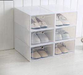 Julyfun Caja de Zapatos, 48 Piezas Caja de Zapatos Caja de ...