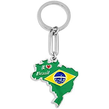 Amazon.com: Keychain -ARGENTINA MAP-: Automotive