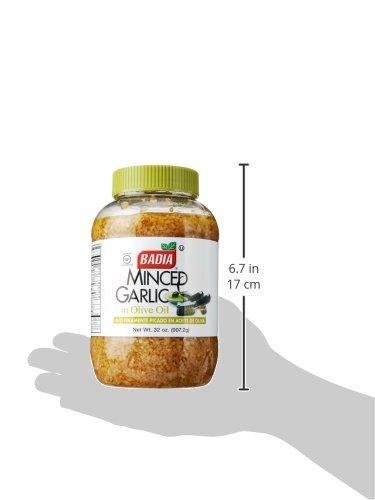 Badia Garlic Minced Oil, 32 oz by Badia (Image #4)
