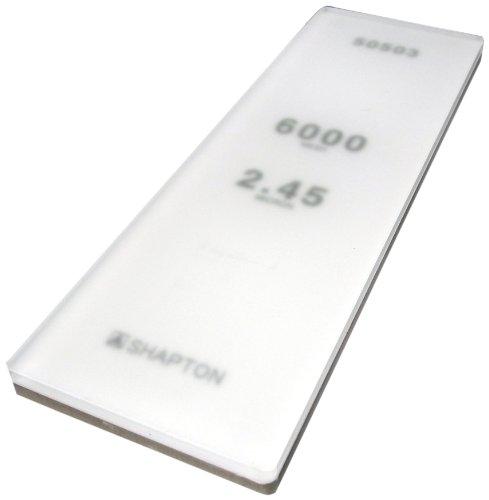 Shapton Glass Stone 6000 Carbon