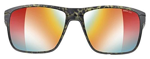 Julbo Renegade Camo Verde Sol de Naranja Gafas Hombre dHrTqdW