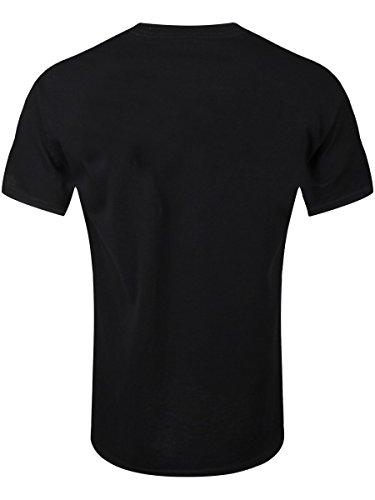 Vans Herren T-Shirt Authentic Buffalow schwarz