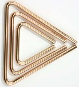 Sabian Triangles 61134-10B8 10-Inch B8 Bronze Triangle