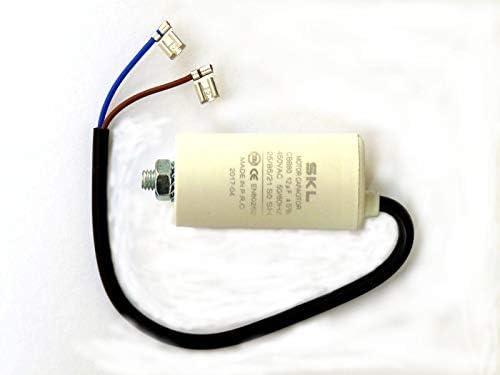 Raccorder le condensateur