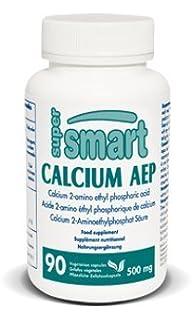Supersmart MrSmart - Complemento mineral - Calcium AEP (2 amino etanol fosfato de calcio)