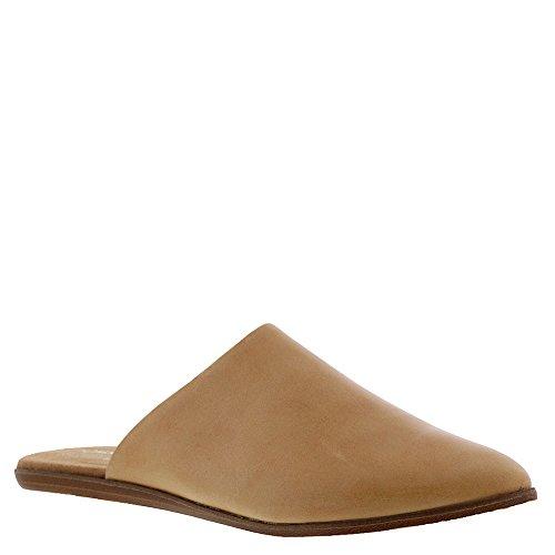 TOMS Women's Jutti Mule Honey Leather 8 B US