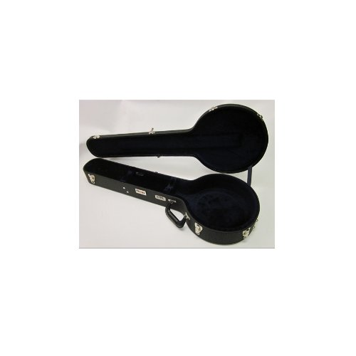 TKL 8840 LTD Archtop Black Hardshell 14-inch Resonator Banjo Case