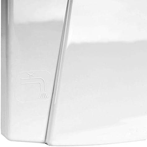 Wasseranschlussdose Abschließbar Weiß Inkl Dichtung Schrauben 40mm Auto