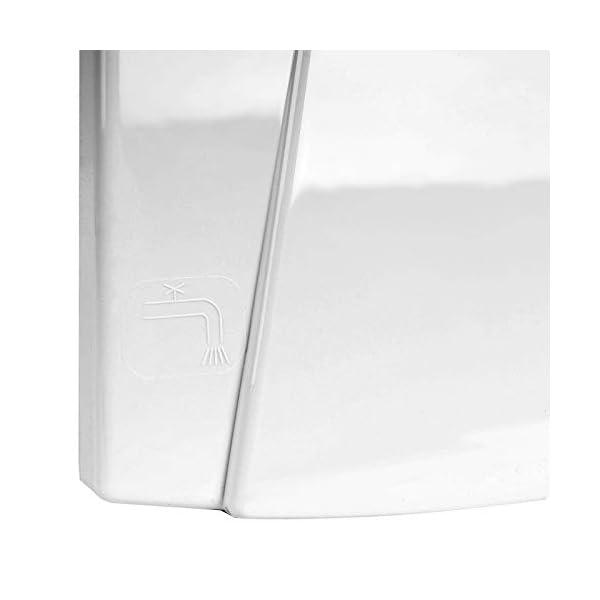 31jCmmIMqFL Wasseranschlussdose   abschließbar   weiß   inkl Dichtung & Schrauben   40mm