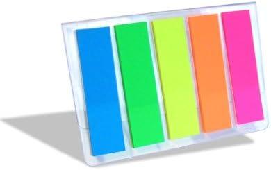 BIZSTIX® Kurzmitteilungs-Haftnotizblock, 5 Blöcke je 50 Blatt als Haftnotizen