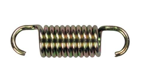 Exhaust Spring (Sports Parts Inc 02-105 Exhaust Spring (10pk) - 23 to 45mm)