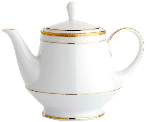Noritake Hampshire Tea Pot, Gold
