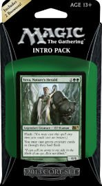 Magic the Gathering M13: MTG: 2013 Core Set Intro Pack: Wild Rush Theme Deck (Includes 2 Booster Packs) (Core Set Theme Deck)