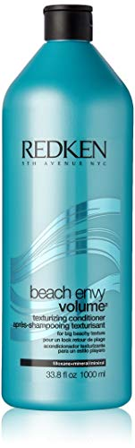 Redken Beach Envy Volume Texturizing Conditioner, 33.79 Ounce