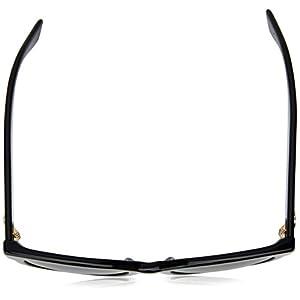 Gucci Women's 0034S_001 (54 mm) Sunglasses, Black, 54