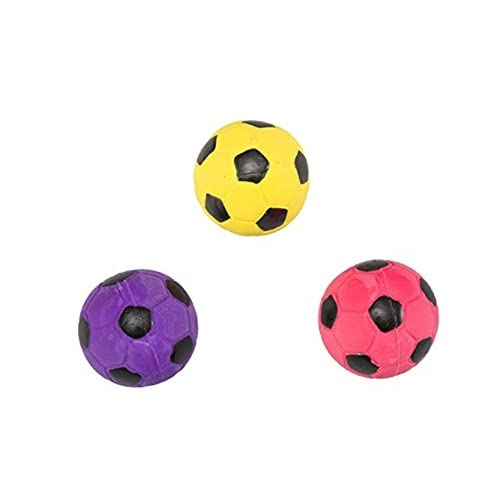 Spot Soccer Latex Ball Dog Toy