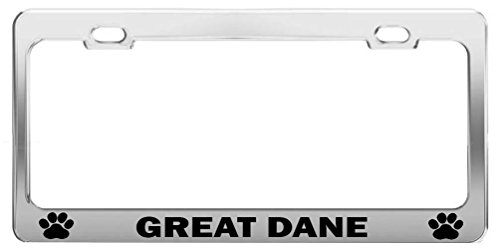 Compare Price To License Plate Frame Dog Lover Tragerlaw Biz