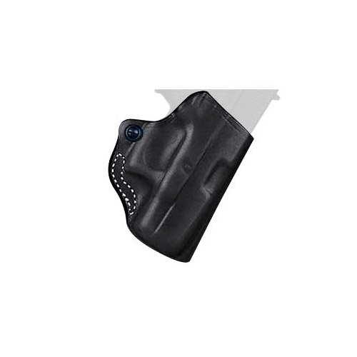 DeSantis 2000912 RH Black Mini Scabbard Holster-Ruger LC9 W/LaserMax (Best Holster For Ruger Lc9 With Lasermax)