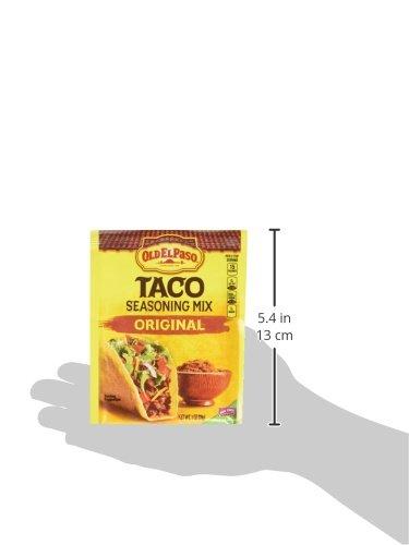 Old El Paso Taco Original Seasoning Mix 1 oz Packet by Old El Paso (Image #8)