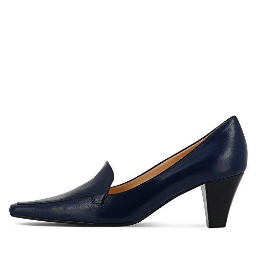 Mujer Azul Oscuro Evita Cerrado azul Shoes Patrizia I6q6BtxU