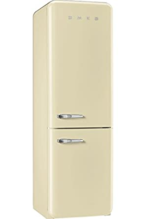 Smeg Fab32rnc 50 S Retro Style Fridge Freezer Amazon Co Uk Large