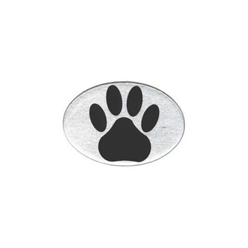 Knockout 661H 'Paw Print' Hitch Cover
