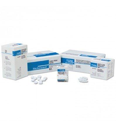 Richmond 100106 Cotton Pellets, Size 1, 9/32'' Diameter (Pack of 2000)