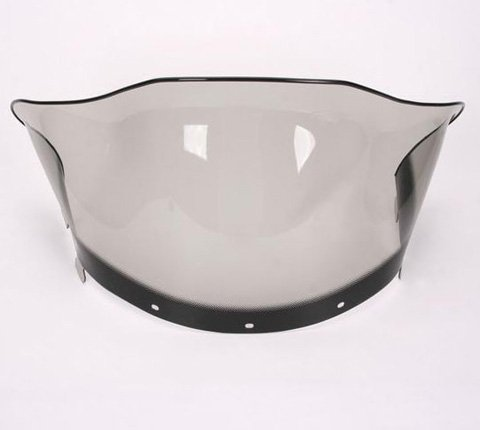 2008-2009 POLARIS TRAN SPORT POLARIS WINDSHIELD 14'' MID SMOKED WITH GRAPHICS, Manufacturer: KORONIS, Manufacturer Part Number: 450-252-03-AD, Stock Photo - Actual parts may vary. by KORONIS
