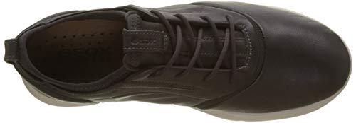 Geox C6024 U Infilare S Coffee C Sneaker Nebula Uomo Marronedk JK1TlcF3