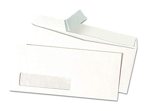 (Universal ONE Window Envelope, 10, Self-Adhesive, 0 - pkg. of 500)