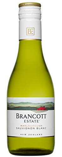 Brancott Estate Marlborough Sauvignon Blanc, New Zealand's Crispy, Fruity and Sweet White Wine, 18.7 cl