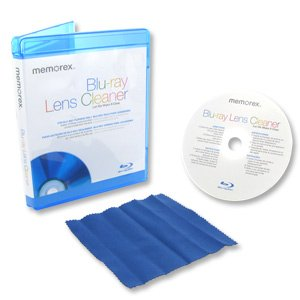 Memorex Blu-ray Lens Cleaner by Memorex