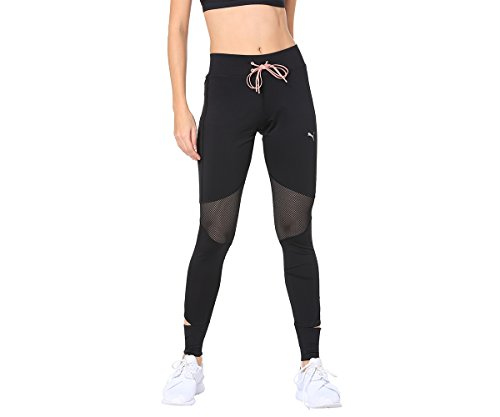 Leggings Nera Leggings Puma En Puma Pointe fWHxdq80