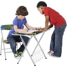 Teenage Mutant Ninja Turtles Activity Desk and Chair Set