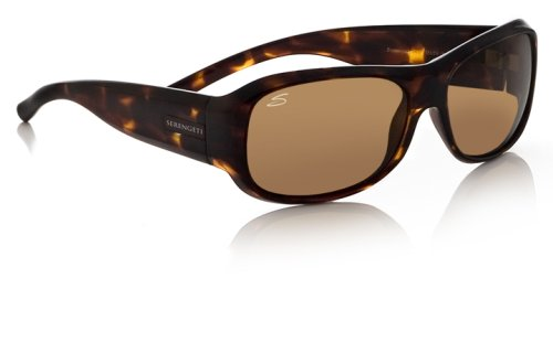 Amazon.com: Serengeti Savona - Gafas de sol polarizadas para ...