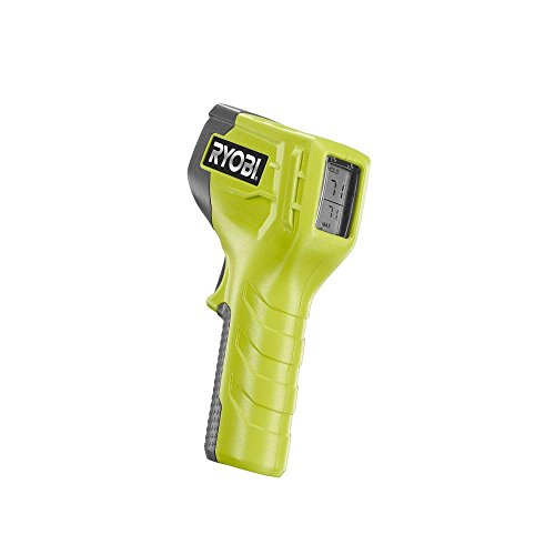 Ryobi IR002 Infrared Thermometer for Checking Cold and Hot Spots in Your Home (Renewed)