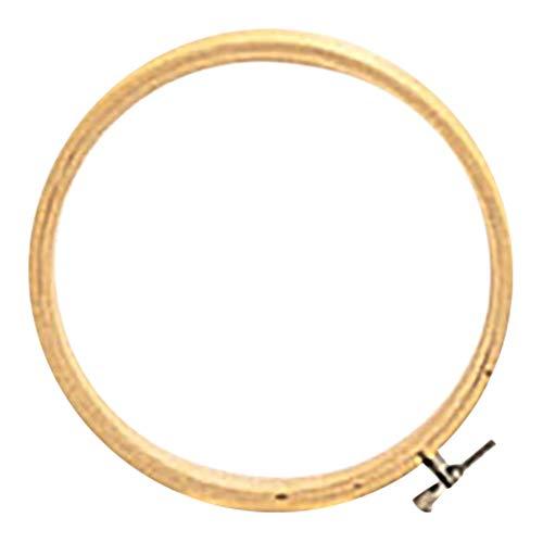 10 wood embroidery hoop - 2