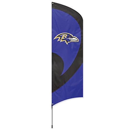 Baltimore Tailgating Ravens Nfl - Party Animal  Baltimore Ravens NFL Flag Tailgating Kit