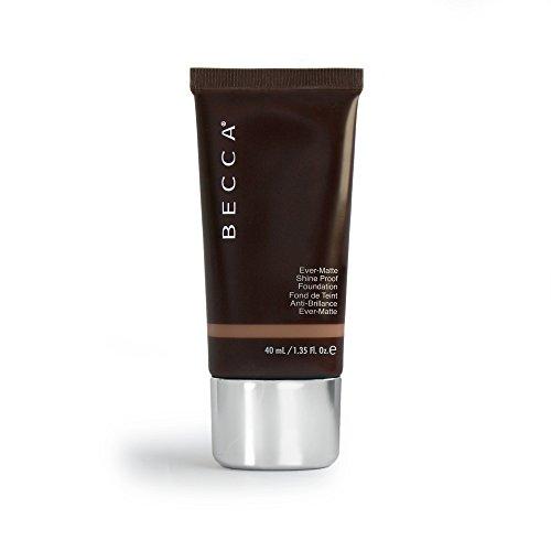 BECCA Ever-Matte Shine Proof Foundation - Sandalwood (Best Foundation Ever For Oily Skin)