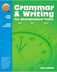 Grammar Tests Writing - Grammar and Writing for Standardized Tests -Student Edition:grades 9-12