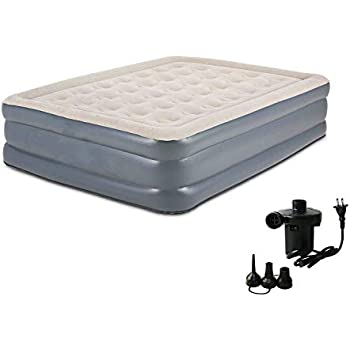 Amazon Com Ehomely Queen Size Air Mattress With Electric