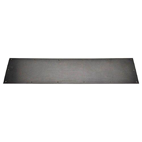 Baldwin Kick Plate (Baldwin 2000.102.0834 8-Inch x 34-Inch Kick Plate, Oil Rubbed Bronze)