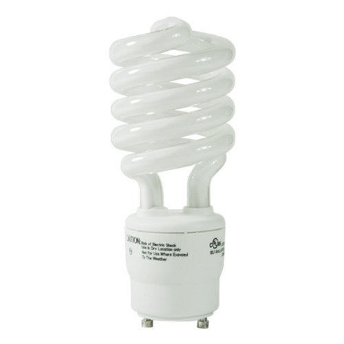 TCP 33123SP30K - 23 Watt CFL Light Bulb - Compact Fluorescent - 90 W Equal - 3000K Warm White - - GU24 Base ()