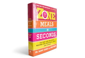 Zone Meals Seconds Barry Sears