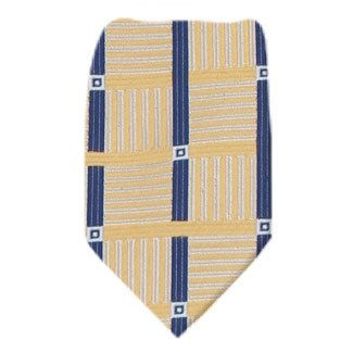 Boys Fashion Necktie Geometric and Stripe Design Ties