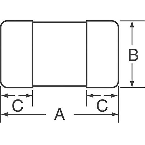 THERMISTOR NTC 47KOHM 4050K 0402, (Pack of 10000) (NCP15WB473J03RC)