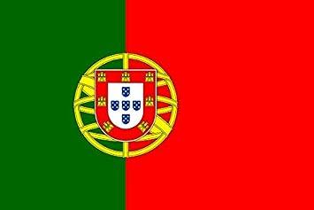 Durabol Bandera Oficial de Portugal - Medidas 150 x 90 cm. - Tela de Satén: Amazon.es: Deportes y aire libre